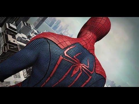 The Amazing Spider-Man Video movie