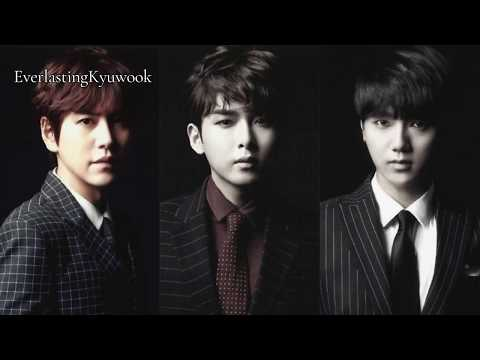Super Junior K.R.Y. - 愛, 태우다 Shadowless (KOR/ENG Lyric Video)