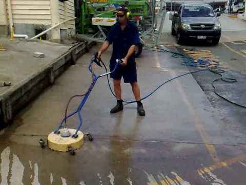 City Hire Amp Rental Diy Pressure Washer Cleaning Concrete