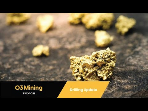 O3 Mining's CEO Jose Vizquerra joined Steve Darling from Proactive Investors to share news about the new targets identified in the Alpha property confirming validity of the Artificial Intelligence Targeting