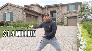 Buying a million dollar HOME! **New House Shopping**