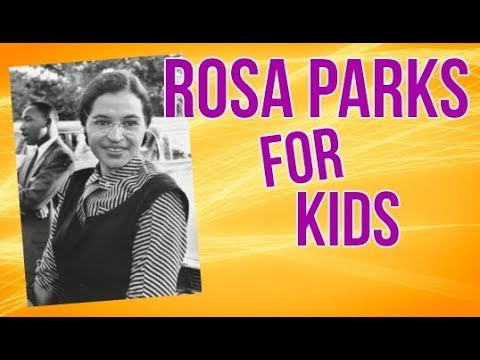 Rosa Parks for Kids | Biography Video