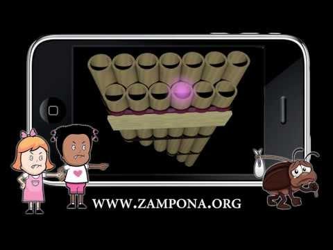 La Cucaracha Zampoña Tutorial - Part 1