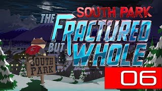 South Park: The Fractured But Whole PC (Mastermind) 100% Walkthrough 06 (A Touch of Faith)