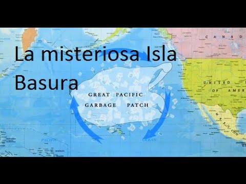 el septimo continente la isla basura youtube
