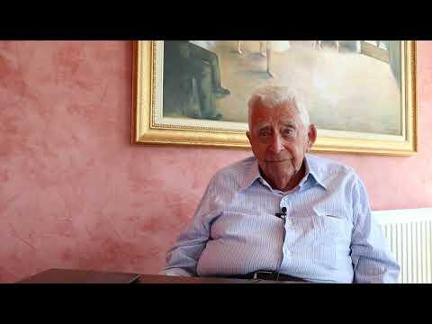 Ιωσήφ Στρούμσας: Ο γηραιοτερος Βεροιώτης επιζών του ολοκαυτώματος