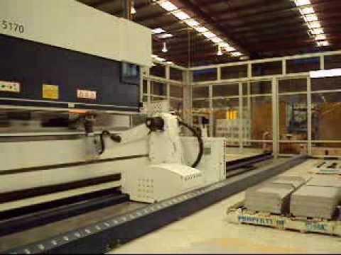 SMC Precision Sheetmetal BendMaster