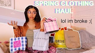 $300 SPRING CLOTHING HAUL