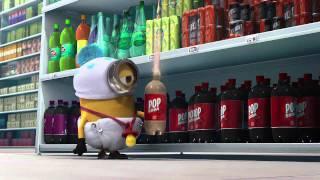Despicable me - Minions at supermarket