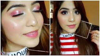 सिर्फ ₹ 200/- Under Rs 200 Makeup Tutorial || Affordable Makeup