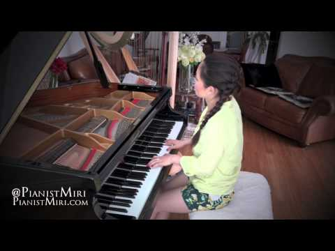 Yiruma - River Flows in You   Piano Cover by Pianistmiri 이미리