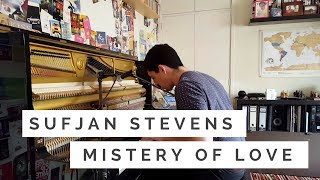 Sufjan Stevens - Mistery of Love [Call Me By Your Name OST 🍑] (Piano Cover)