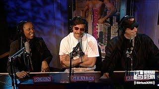 Robin Quivers, Geraldo Rivera, and Richard Belzer Play Jeopardy