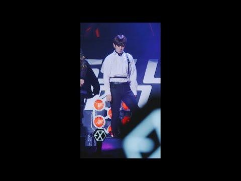 [#BAEKHYUN Focus] EXO 엑소 'Tempo' @COMEBACK SHOWCASE