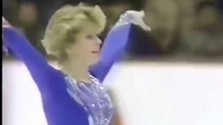 Tonya Harding 1985 to 1991 - (Audio Removed)