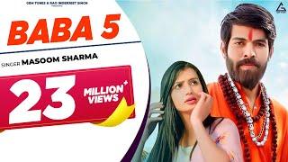 BABA 5 – Masoom Sharma Ft Nidhi Sharma
