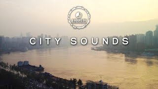 Fall asleep faster to city sounds | 8 hours of city noise sleep sounds, city sound effects