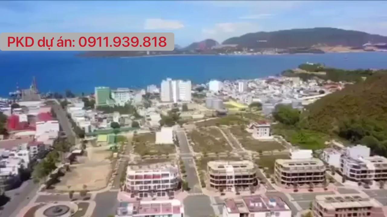 Bán 20 nền đất Mipeco Nha Trang - tháng 6/2021 - cam kết thông tin chuẩn giá chính chủ video