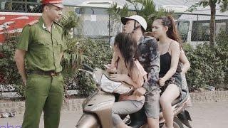 Kem Xôi TV - Tập 72 | Chở Gái Xinh Gặp Phải Anh Giao Thông Phải Làm Sao?