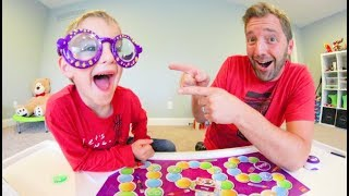 Father & Son PLAY GOOGLY EYES! / Guess The Drawing!