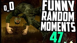 Dead by Daylight funny random moments montage 47
