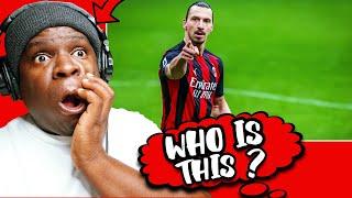 WHO IS ZLATAN LBRAHIMOVIC ? - Zlatan Ibrahimovic ● Craziest Skills Ever ● Impossible Goals REACTION