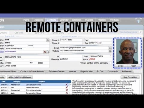 The Basics of FileMakers Remote Containers