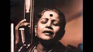 Raga Keeravani (Sri Chandrashekharam Ashraye) - MS Subbulakshmi