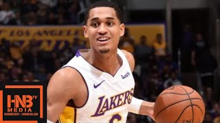 Los Angeles Lakers vs New York Knicks Full Game Highlights / Jan 21 / 2017-18 NBA Season