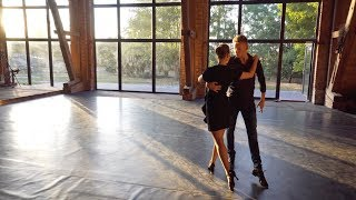 The Tango Project - Por Una Cabeza  | Wedding Dance Choreography (Scent of a Woman ) | Tutorial