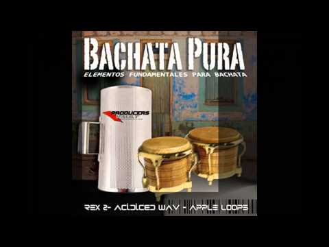 Bachata Pura Loops Samples WAV REX Apple Guitar Bass FL Studio Cubase Pro tools