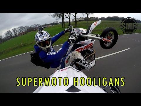SMF #66: SUPERMOTO HOOLIGANS w/ SUPERMOFOOLS