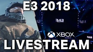 E3 2018 Livestream - Halo Canon