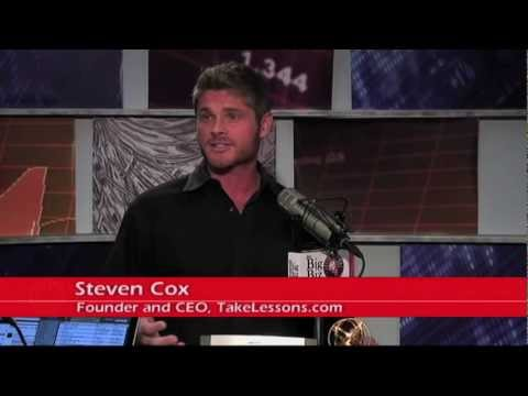 Steven Cox Interview with Sully and Russ of The Big Biz TV Show