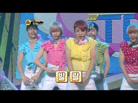 【TVPP】TEEN TOP - Reversal Dance Performance, 틴탑 - 반전댄스가 뭔지 보여주지! @ Star Dance Battle