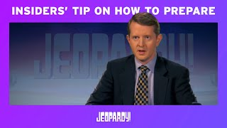 Jeopardy! | Insiders' Tips | How to prepare as a contestant