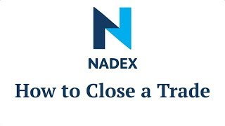 Watch Video: How to Close a Trade