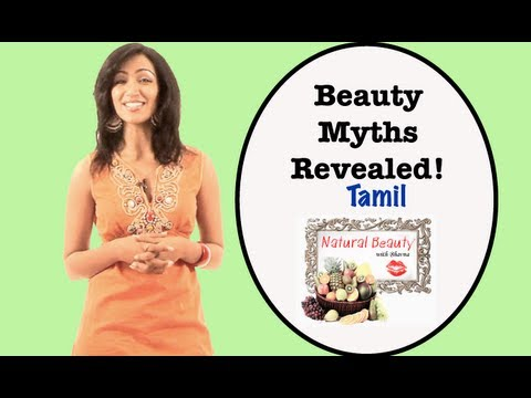 3 Beauty Secrets and Tips - Tamil Episode 8 - YouTube