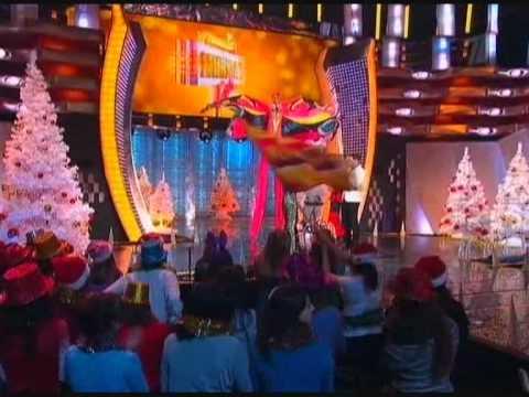 Анита Цой - Новогодние игрушки (Минута Славы)
