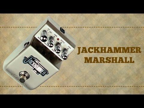 Jackhammer Marshall - Turbo Guitar #28