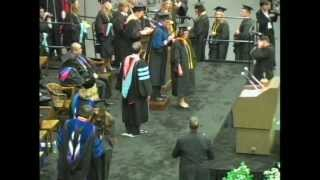 'SP 2013 Graduation Ceremony - College of Education