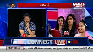 College Students Controversial Questions to RGV on God Sex..