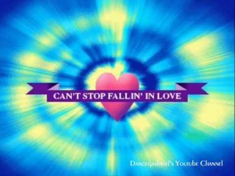 Can't Stop Fallin' In Love - Naoki