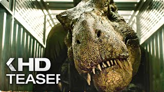 JURASSIC WORLD 2: Fallen Kingdom Trailer Teaser 2 (2018)