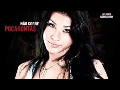 Baixar MC Pocahontas  Não Corre FUNK NOVO 2014 _Joãozinho Divulga Funk