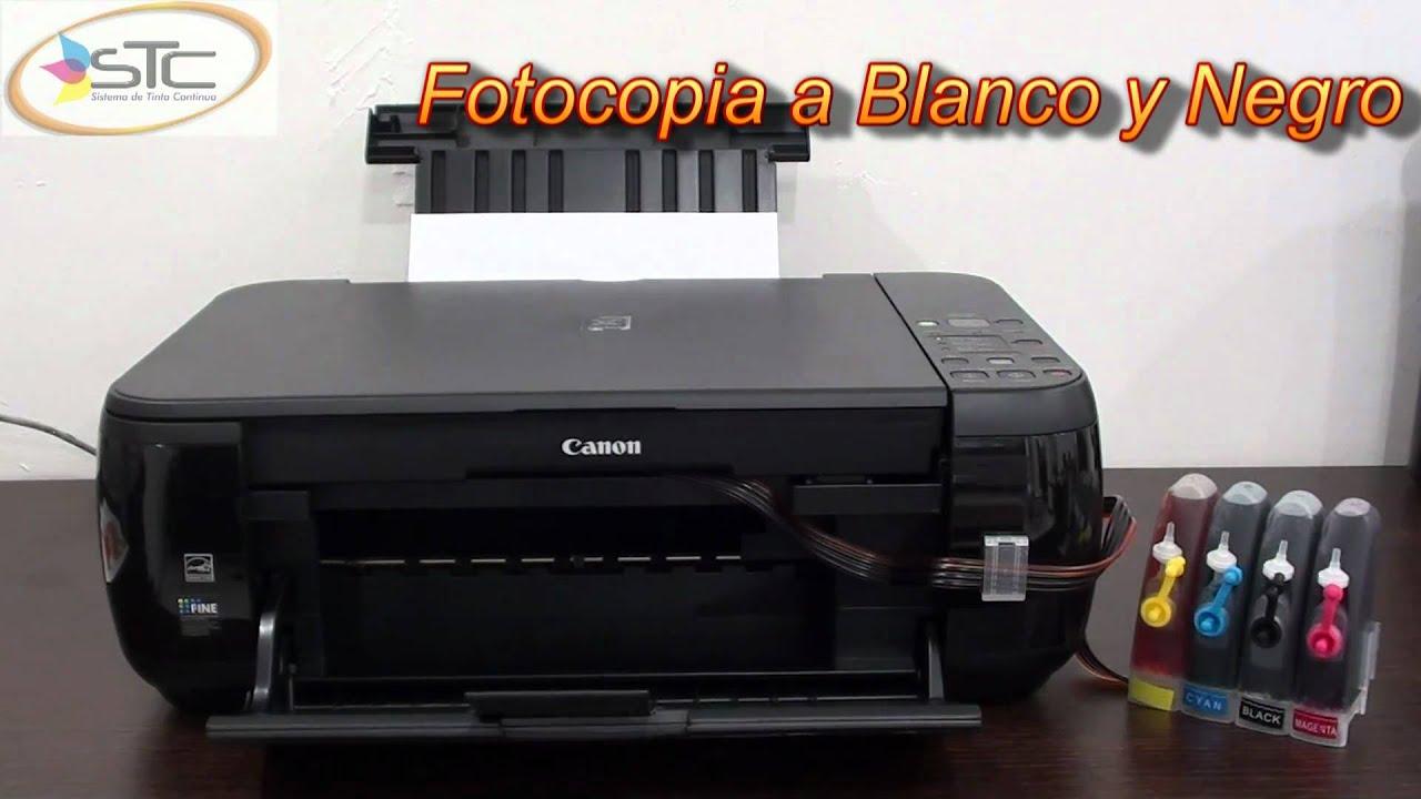 Multifuncional Canon Pixma Mp280 Con Sistema De Tinta