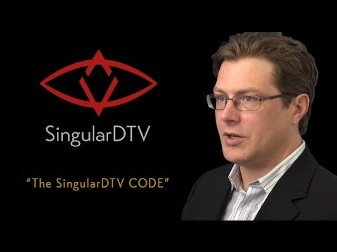 The SingularDTV CODE - A Centrally Organized Distributed Entity