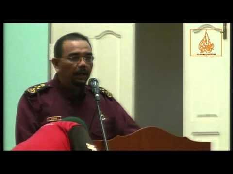 Ceramah Penutup Jubli Perak Jabatan Amal Malaysia