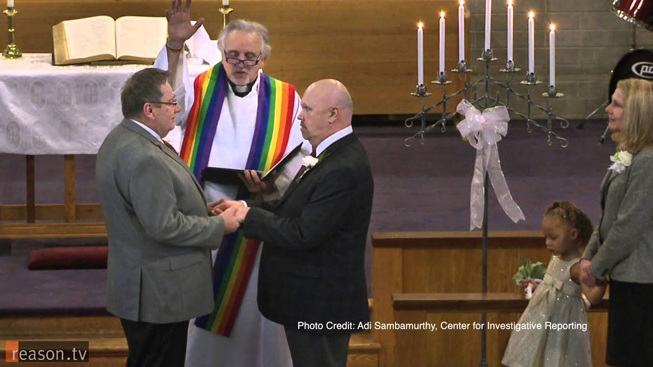 protestant gay marriage