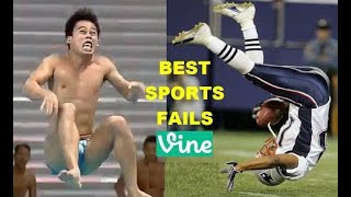 Best Funny Sports FAILS Vines Compilation 2016 - 2017